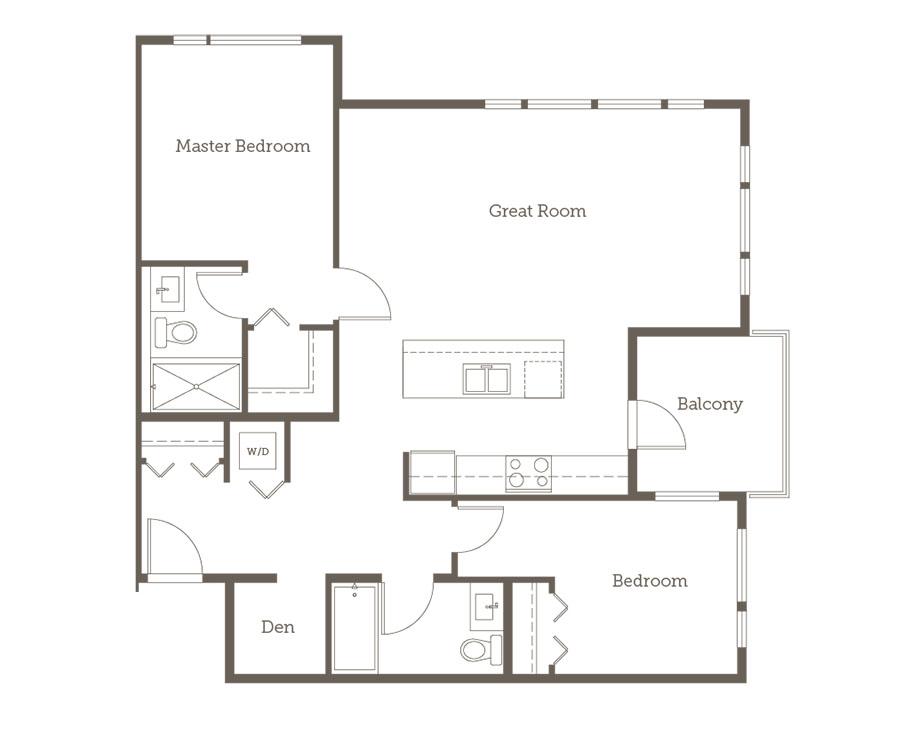 Sunstone Village Plan F